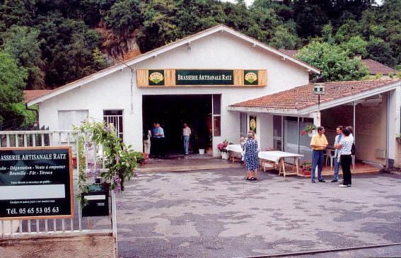 Visite Brasserie Ratz