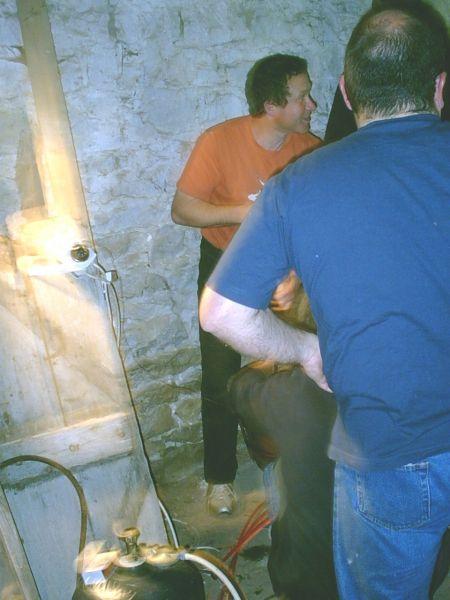 BR2 Brassage Ferme de Salgues 08/05/2009