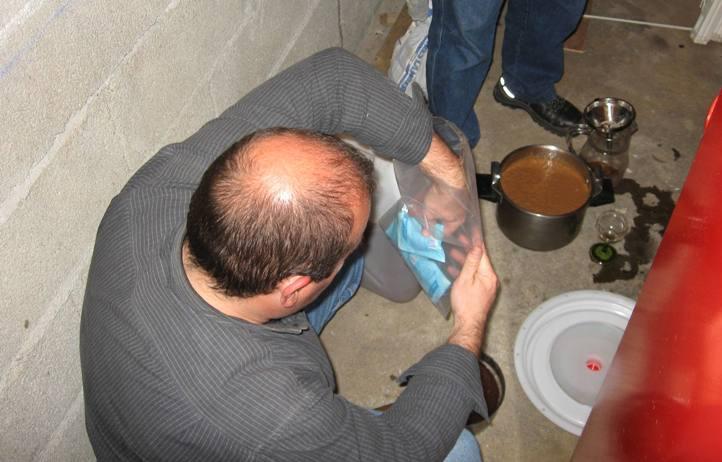 Après fermentation